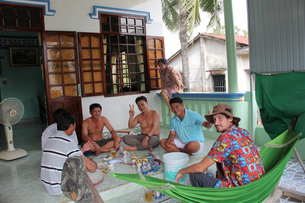 Travel Vietnam and meet the local people