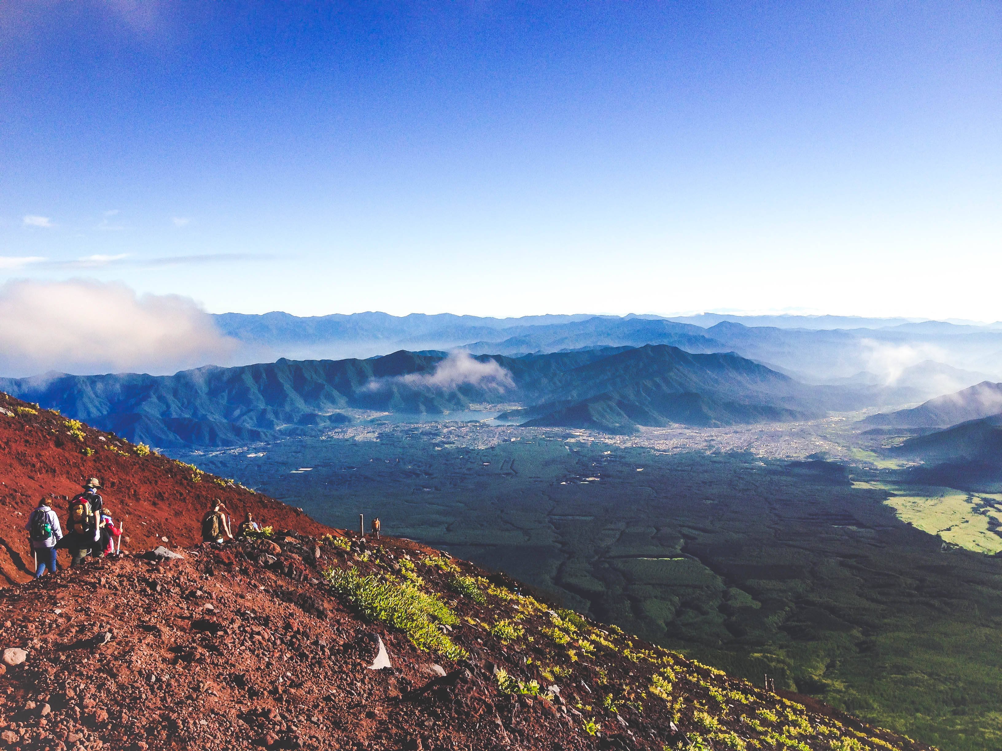 A Guide To Climbing Mt. Fuji Alone