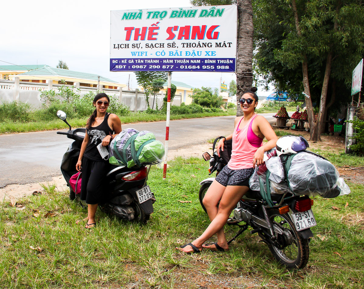 Girls Traveling Vietnam by Motorbike Part 1: Ho Chi Minh to Mui Ne
