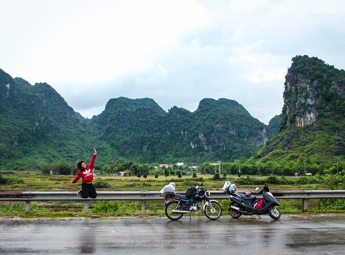 Girls Traveling Vietnam by Motorbike Part 5: Danang to Phong Nha