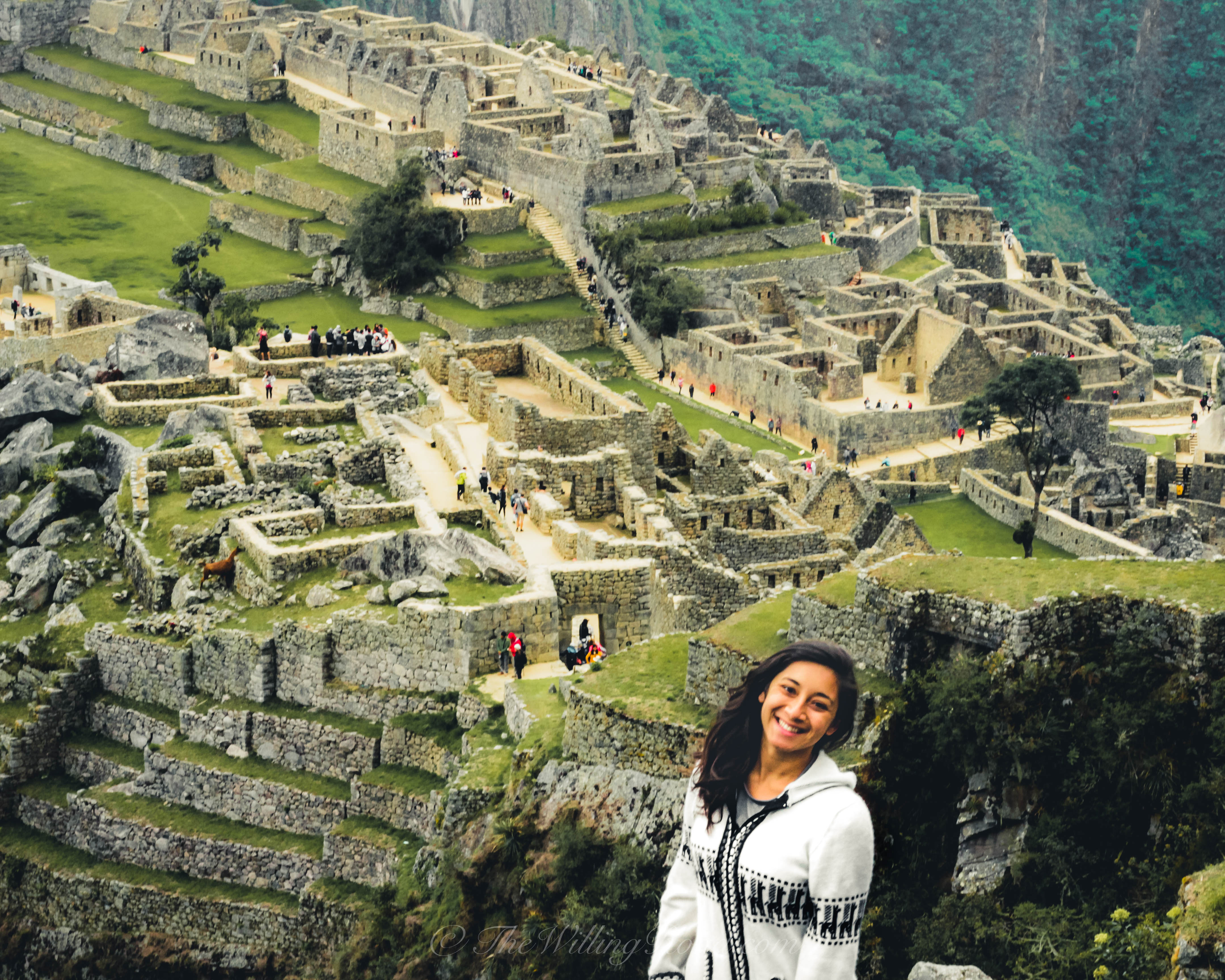 A Guide On How To Get To Machu Picchu For $1