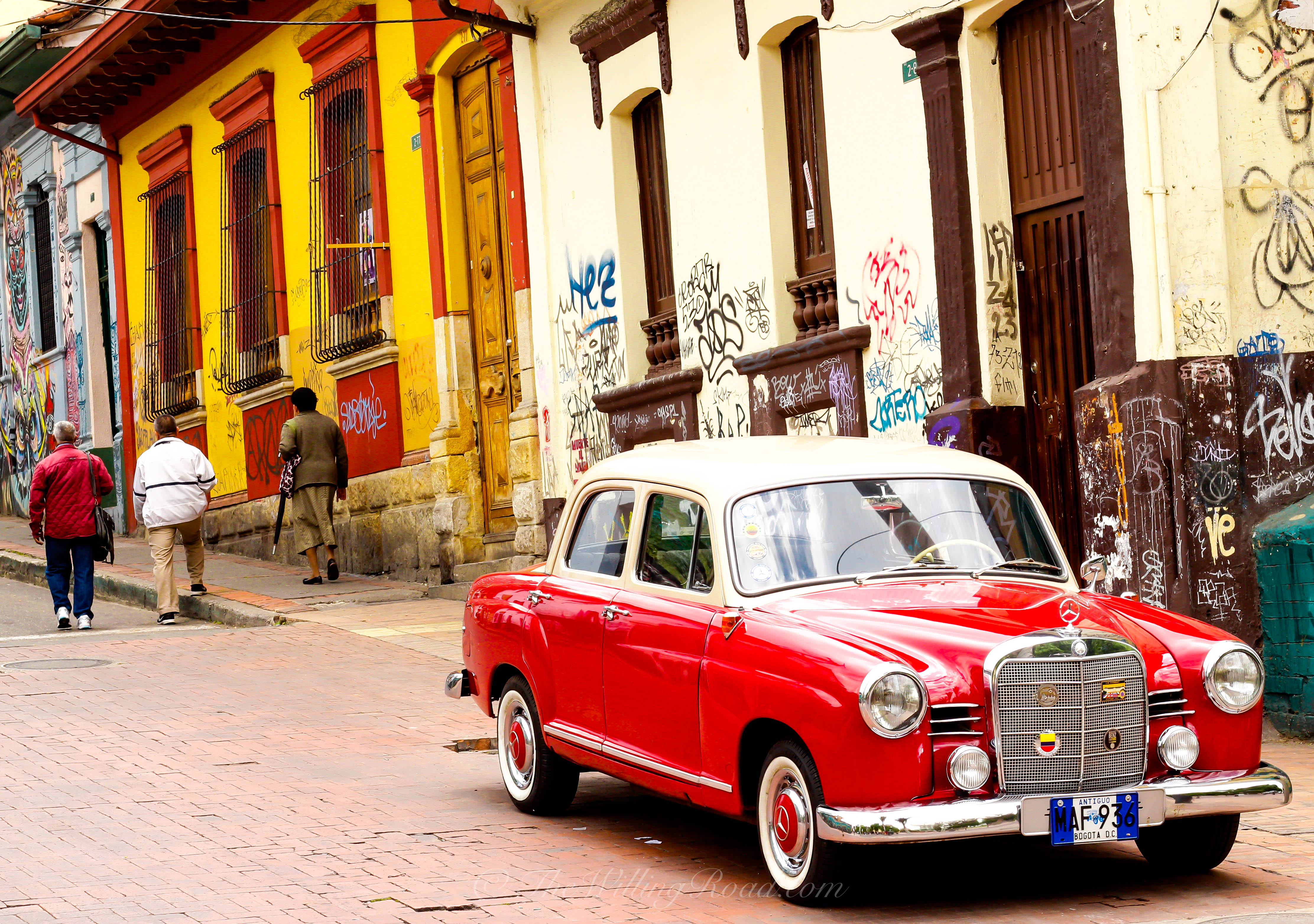Bogota: How to Enjoy Your Time in A City You Don't Like