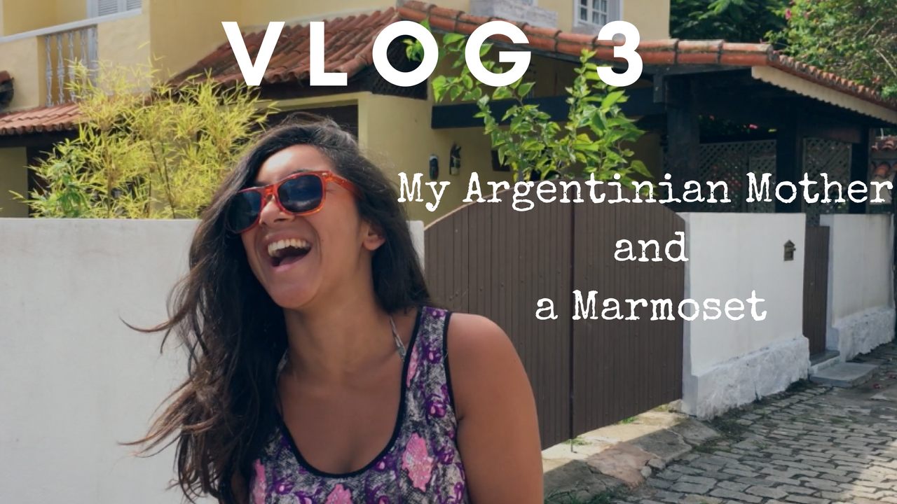 Final Day in Arraial Do Cabo | My Argentinian Mother and a Marmoset