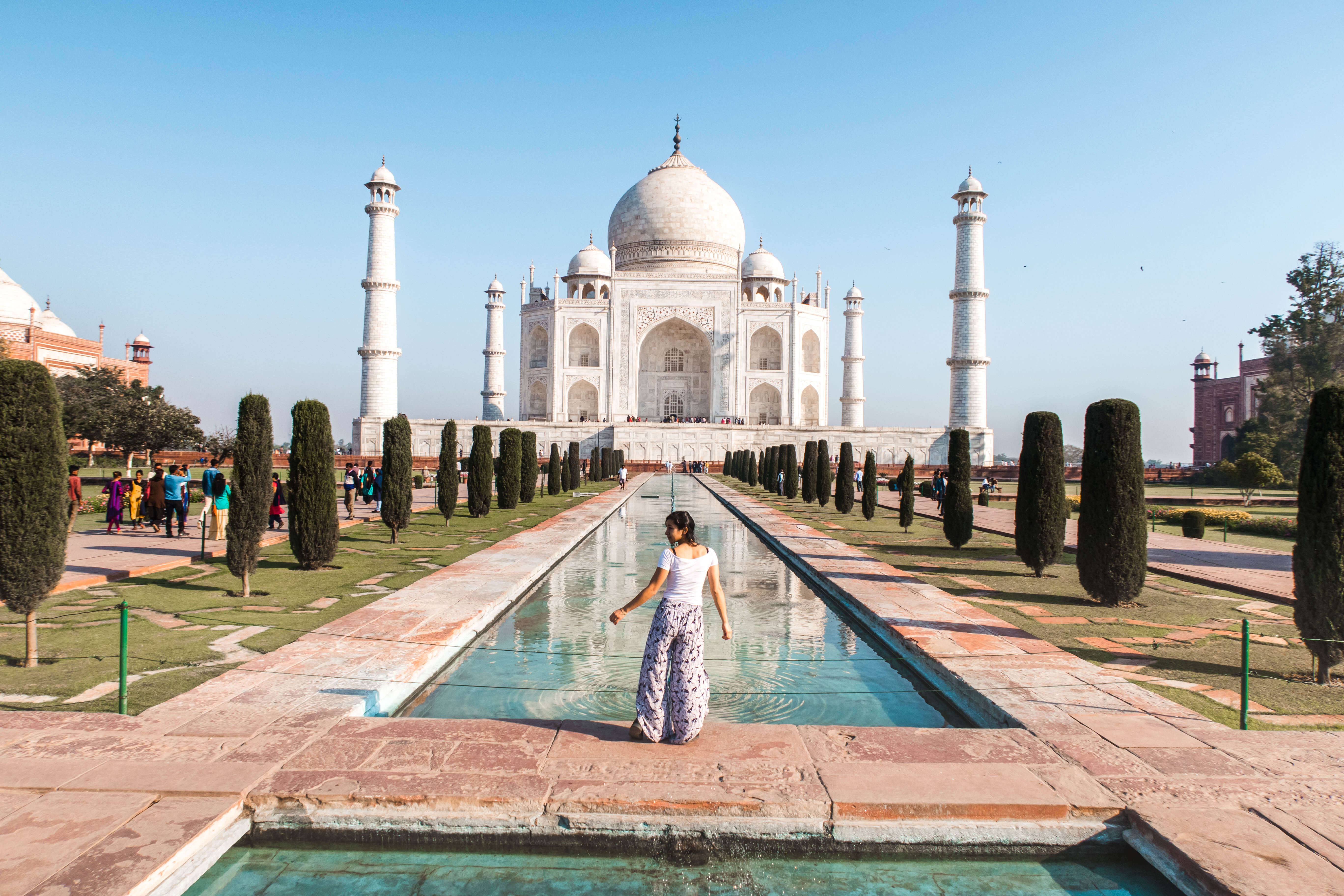 How To See the Taj Mahal at Sunrise in 11 Steps